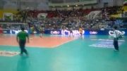 مسابقات والیبال جوانان آسیا در ارومیه (ایران - استرالیا)
