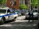 مامور پلیس اسکلتی.