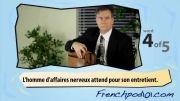 آموزش فرانسه با ویدیو 17 (احساسات منفی)