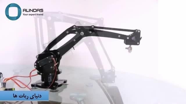 دنیای ربات ها (14)- دقت و سرعت در ربات های خط تولید