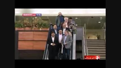اولین سخنان برانکو در تهران