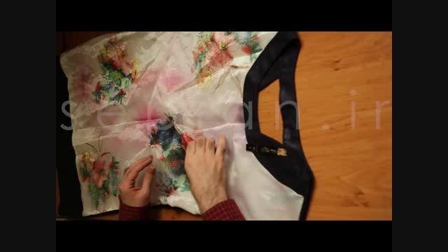 خرید اینترنتی پیراهن زنانه ترک