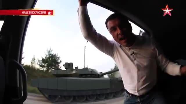 جدید ترین تانک ارتش روسیه تانک ارماتا