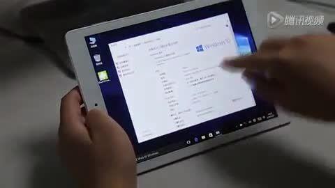 از ویندوز 10 به آندروید 5 در تبلت Onda V919 3G Core M