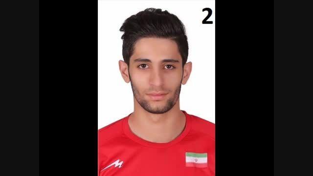 مسابقه: انتخاب محبوب ترین بازیکن تیم ملی والیبال ایران؟