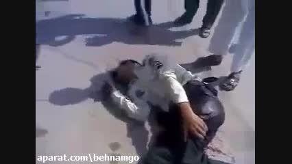 ایران.مرگ دو مأمور در حادثه دردناک...!