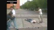 2 به 2.دعوای مرگبار در خیابان..