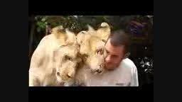 حیوانات خانگی از نوع عجیب و قریب!