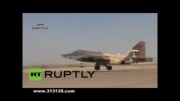 تست هواپیماهای روسی توسط ارتش عراق