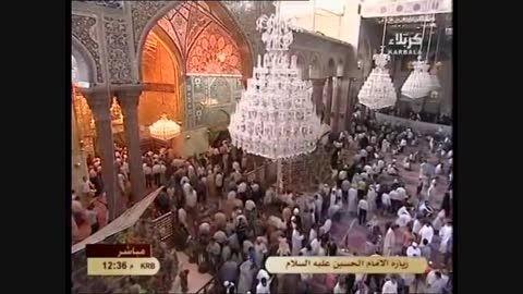 عشق به امام حسین (ع) تموم شدنی نیست...