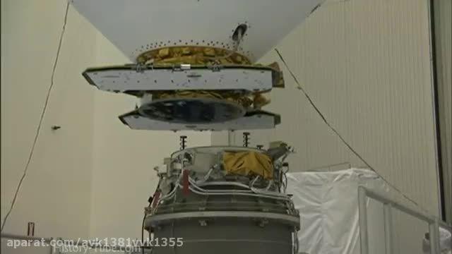 ماموریت به مریخ: ناسا ققنوس پروب به سیاره سرخ (1080P)