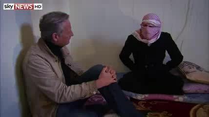 راز آرامش قربانیان سر بریدن داعشی ها