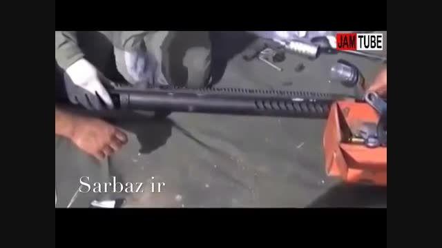 ویدئو شگفت انگیز از تک تیر اندازهای ایرانی