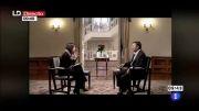 مصاحبه جنجالی احمدی نژاد