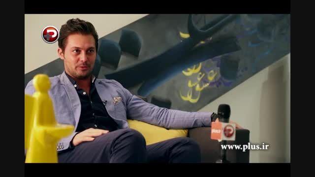 دانیال عبادی: من به شهاب حسینی پول ندادم بازیگر شوم!