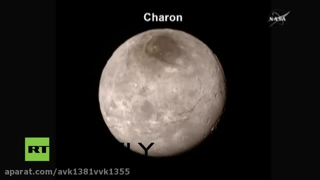 موردور ماه هیبت پلوتو: کشف بزرگ ناسا تجارت