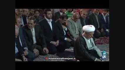 افطاری آقای هاشمی رفسنجانی در مجمع تشخیص مصلحت نظام