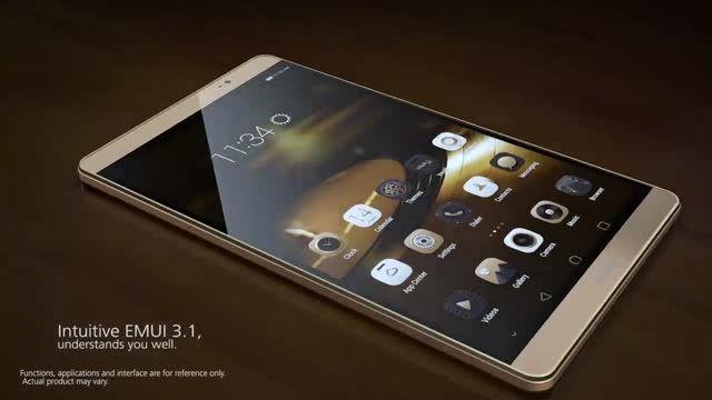 با جدیدترین تبلت هوآوی آشنا شوید (Huawei Mediapad M2)