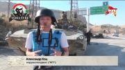 محاصره شهر مسیحی نشین معلولا توسط ارتش سوریه