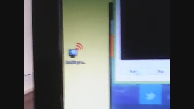 RemoteKMP با استفاده از WIFI (یا مودم وایرلس)