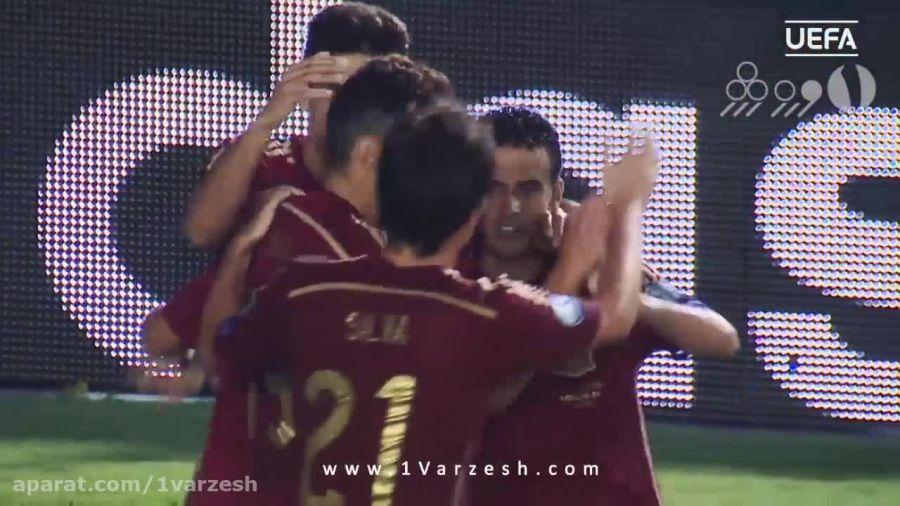 ۵ گل برتر تیم اسپانیا در مقدماتی یورو ۲۰۱۶