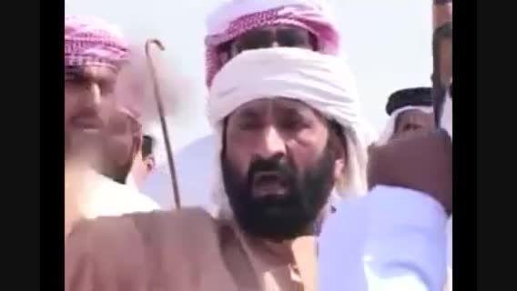 یک مراسم عجیب در امارات!