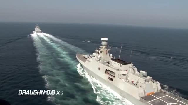 MILGEM ،پروژه کشتی های جنگی رادار گریز ترکیه