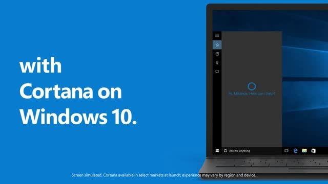 10 دلیل  برای ارتقا به ویندوز 10:کورتانا-ایکس دیجیتال