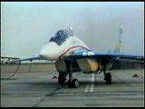 اولین پرواز جنگنده های روسی (میگ29)