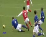 بدترین مصدومیت ممکن برای یک فوتبالیست