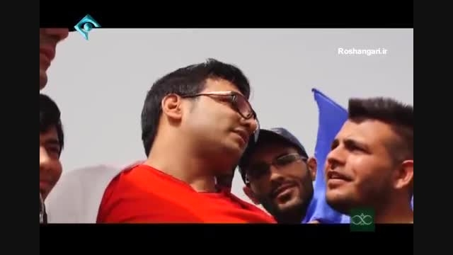مستند «سکوت استقلال ، فریاد پیروزی» - بخش اول