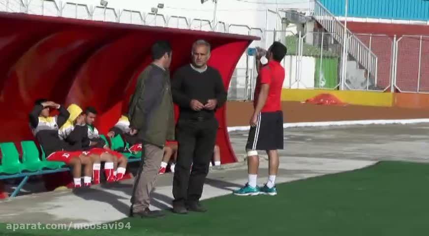 بازی پرسپولیس قائمشهر - انتظار بجنورد