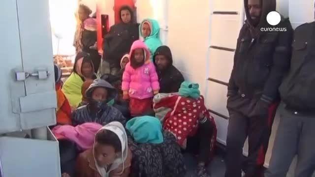 افزایش ده برابری تعداد مهاجران کشته شده در ایتالیا