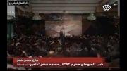 حاج حسن خلج محرم 92 (شب تاسوعا)