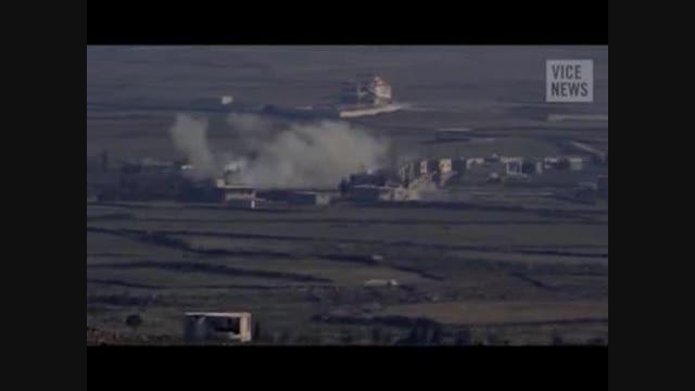 بیش از 500تروریست در حمله به شهر درعا کشته یا زخمی شدند