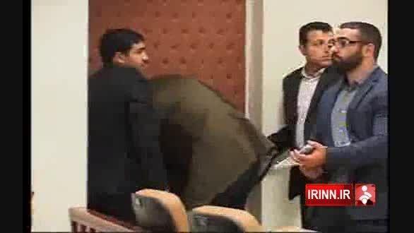غش کردن یکی از متهمان در دادگاه بدهکار نفتی