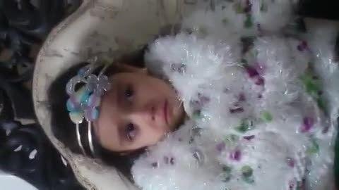 خواندن ترانه مرتضی پاشایی توسط یه دختربچه ناز