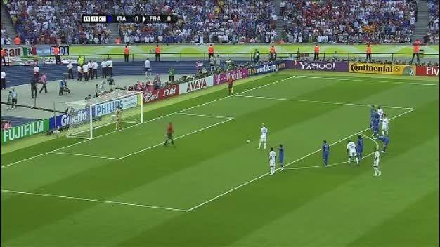 ایتالیا - فرانسه (فینال جام جهانی 2006) پارت 1