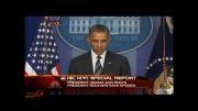 سخنرانی اوباما پس از صحبت تلفنی با دکتر روحانی