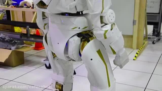 ربات های انسان نمای ناسا به فضا خواهند رفت-کافه ربات
