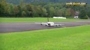 پرواز هواپیمای مسافربری مدل - هواپیمای کنترلی A380