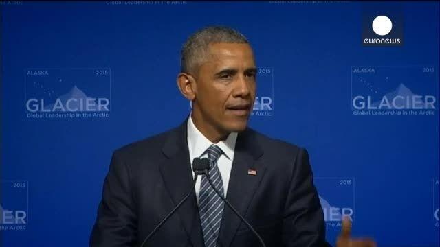 اوباما: اقدام عاجل برای مقابله با تغییرات آب و هوا