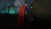بتمن و فانوس سبز در برابر سوپرمن