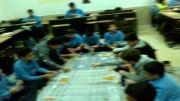 صبحانه هفتگی دانش آموزان