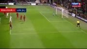 گل  های بازی اسلواکی 2-1 اسپانیا (مقدماتی یورو 2016)