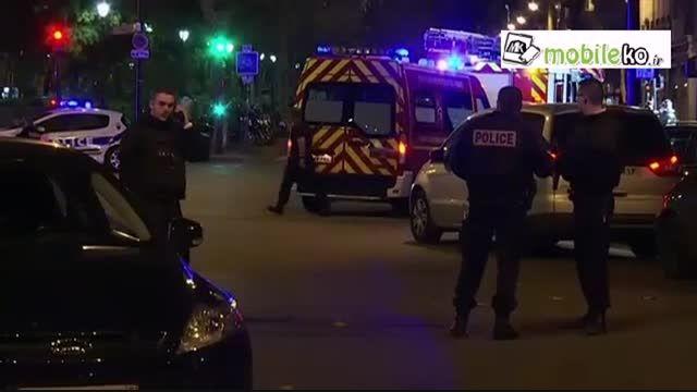 سلسله حملات تروریستی پاریس