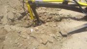 mini excavator ( مینی بیل مکانیکی )
