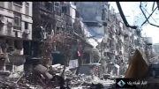 سوریه:1392/12/04:اردوگاه یرموک باز به زندگی بر می گردد-دمشق
