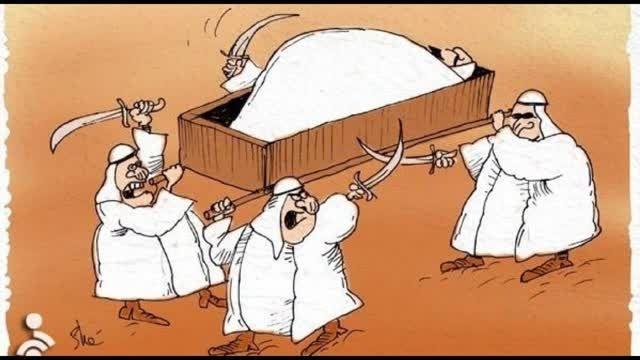ملک عبدالله پادشاه عربستان به دیار باقی شتافت !!!!!!!!!
