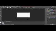 آموزش ساخت یک دکمه با فتوشاپ | رنگ گرافیک